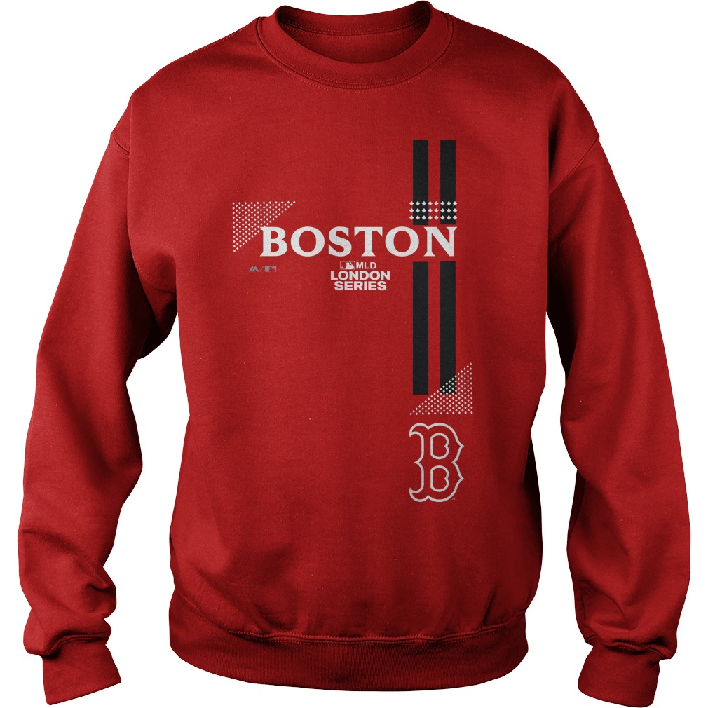 Boston London Series Sweater