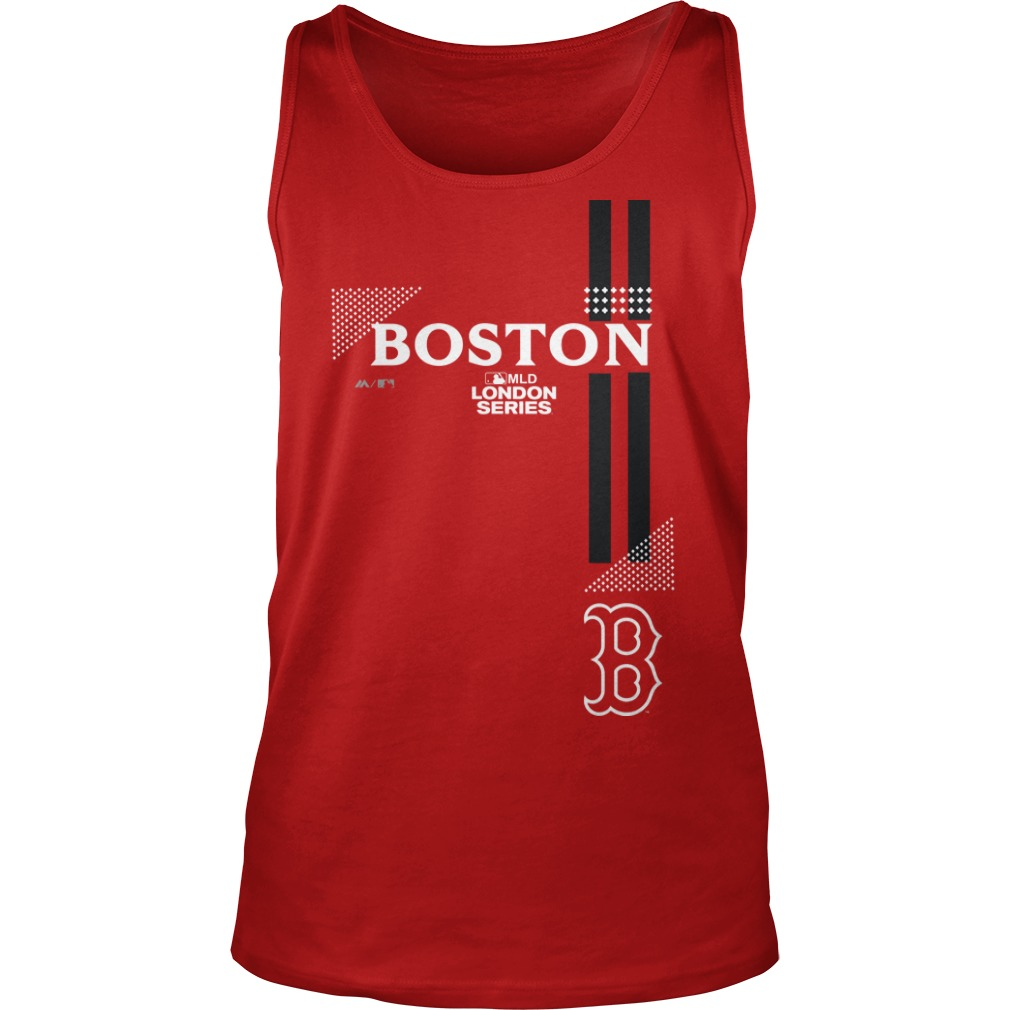 Boston London Series Tank Top