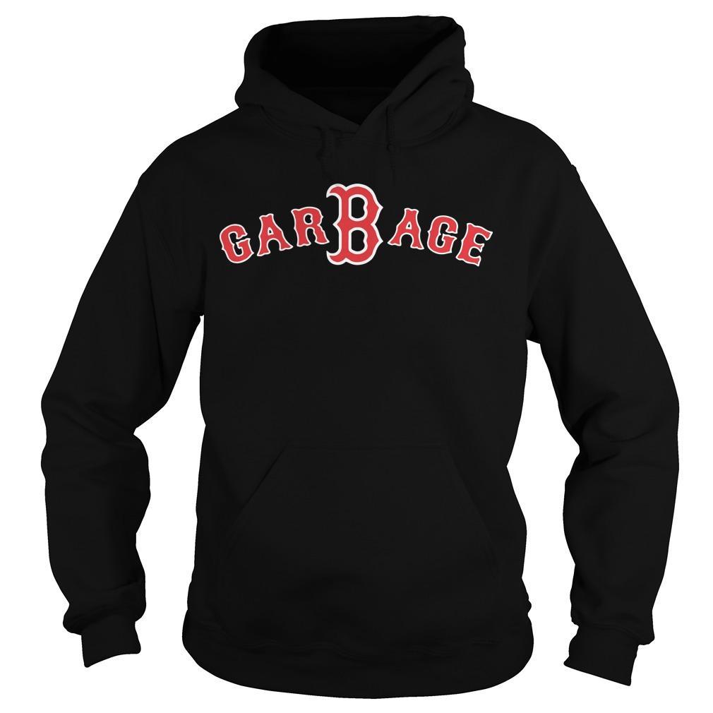 Boston Red Sox Garbage Hoodie