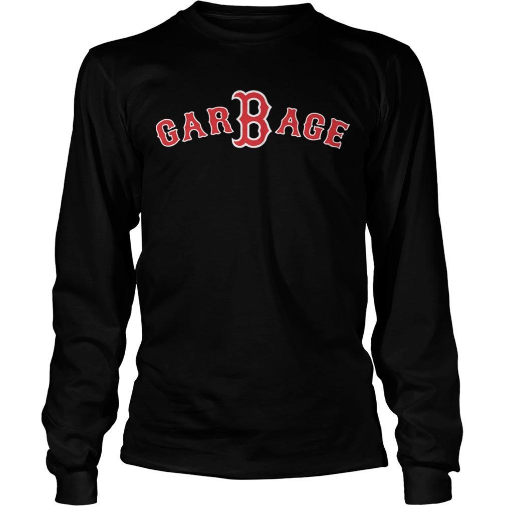 Boston Red Sox Garbage Longsleeve