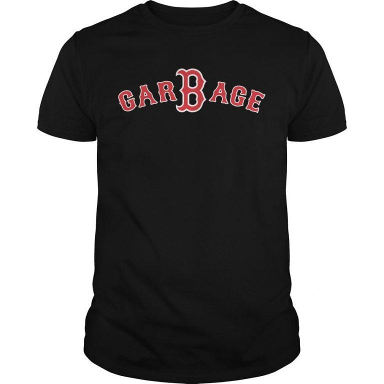 Boston Red Sox Garbage