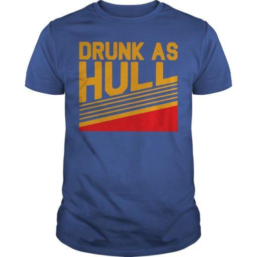 Brett Drunk As Hull T