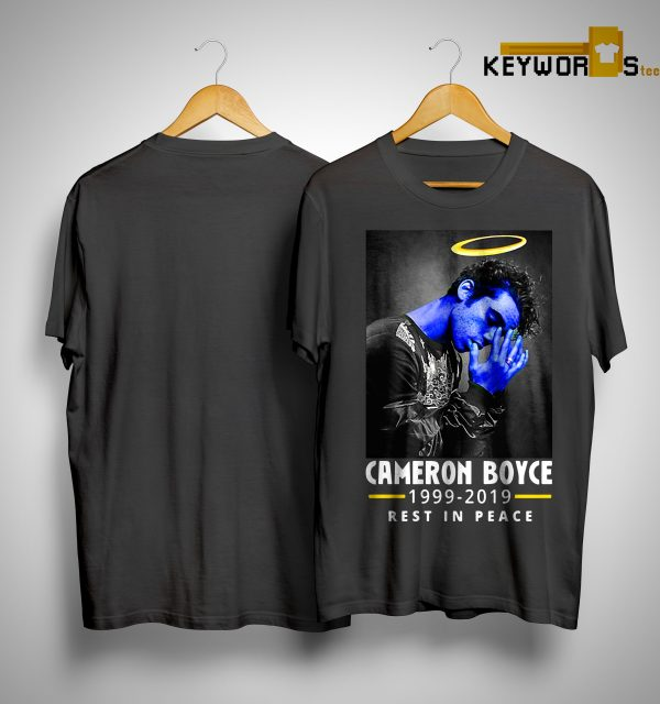 Cameron Boyce 1999 2019 Rest In Peace Shirt