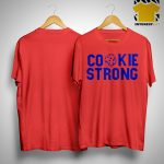 Carlos Carrasco Cookie Strong Shirt