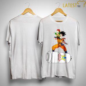 Cha La Hank Cha La Songoku Strickland Propane Shirt