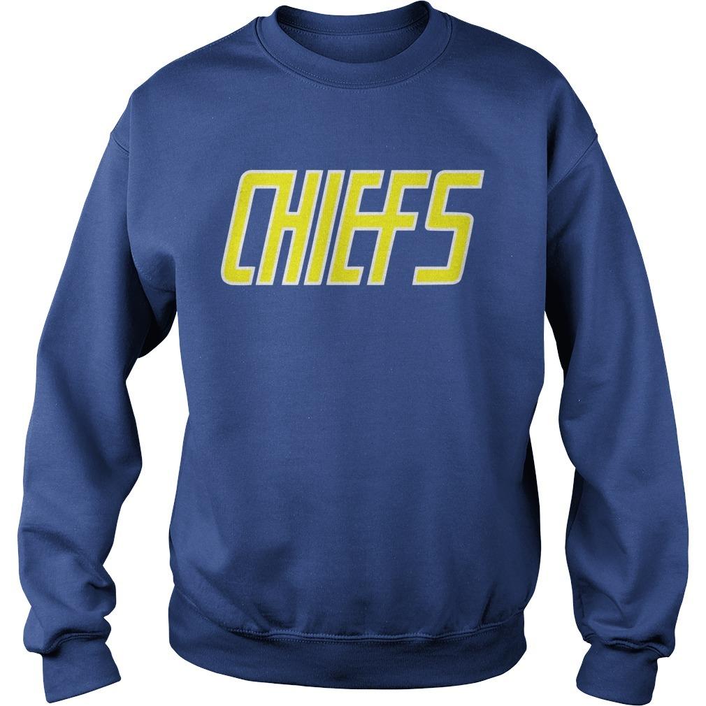 Charlestown Chiefs Reggie Dunlop Jersey Sweater