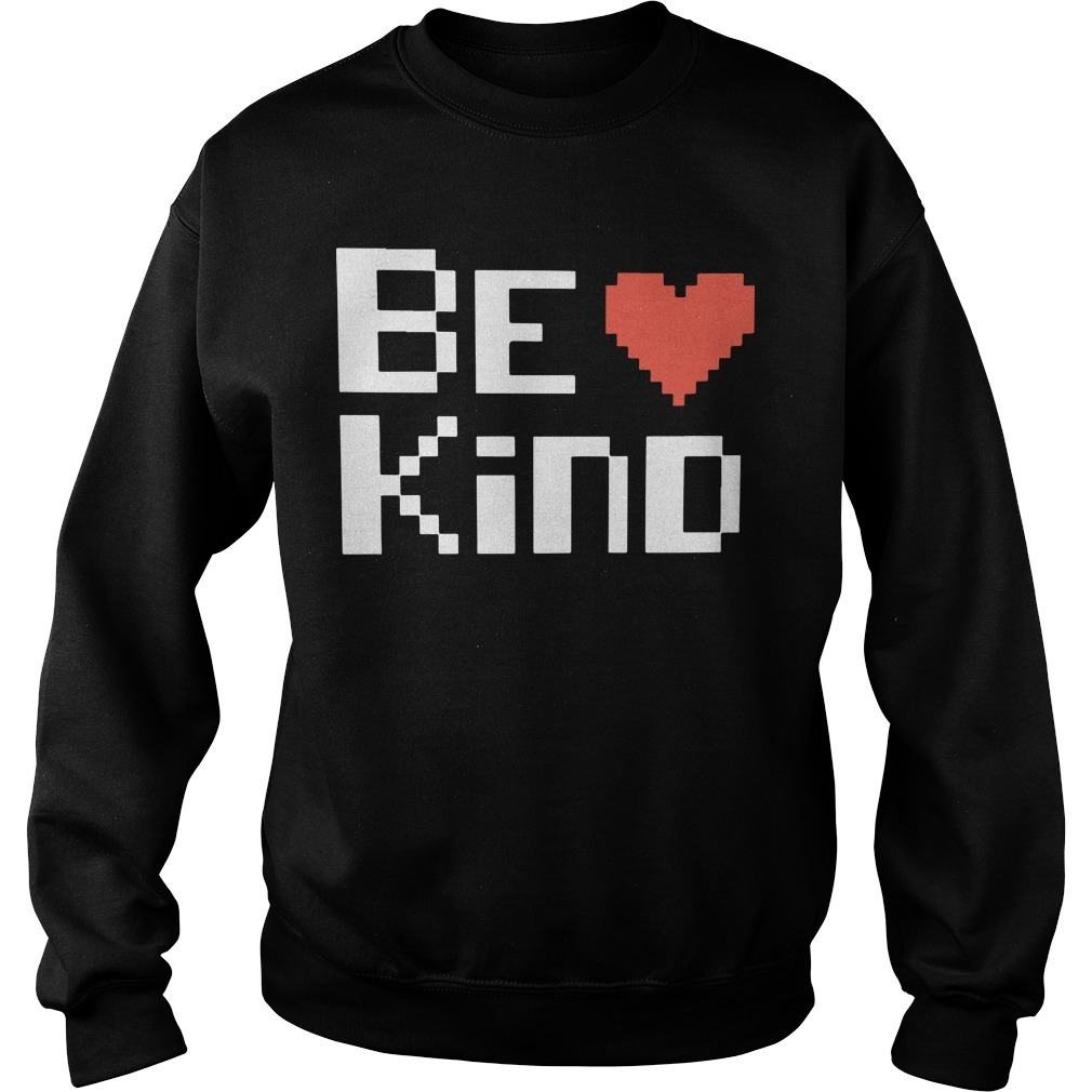 Chase Masterson Be Kind Sweater