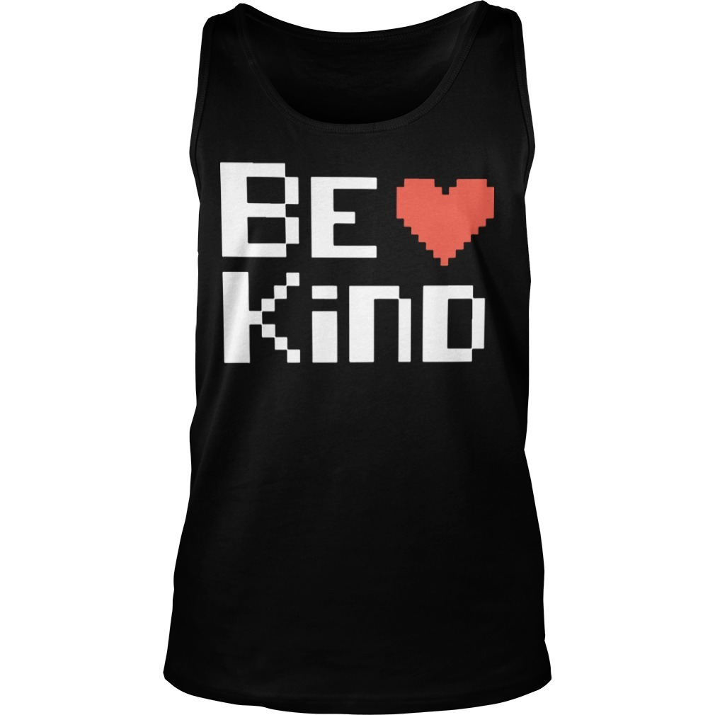 Chase Masterson Be Kind Tank Top