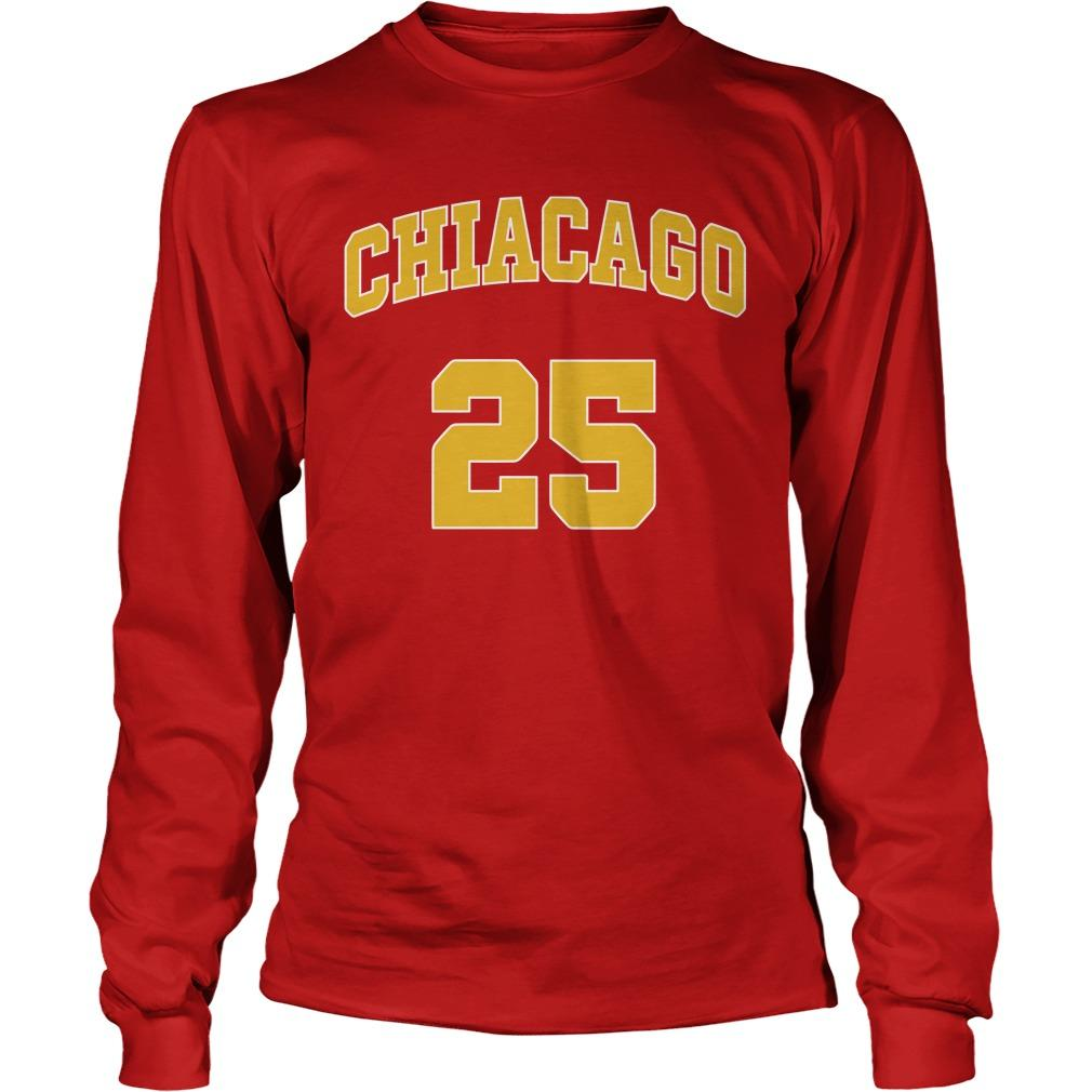 Chicago Simeon 25 Longsleeve