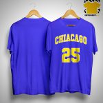 Chicago Simeon 25 Shirt