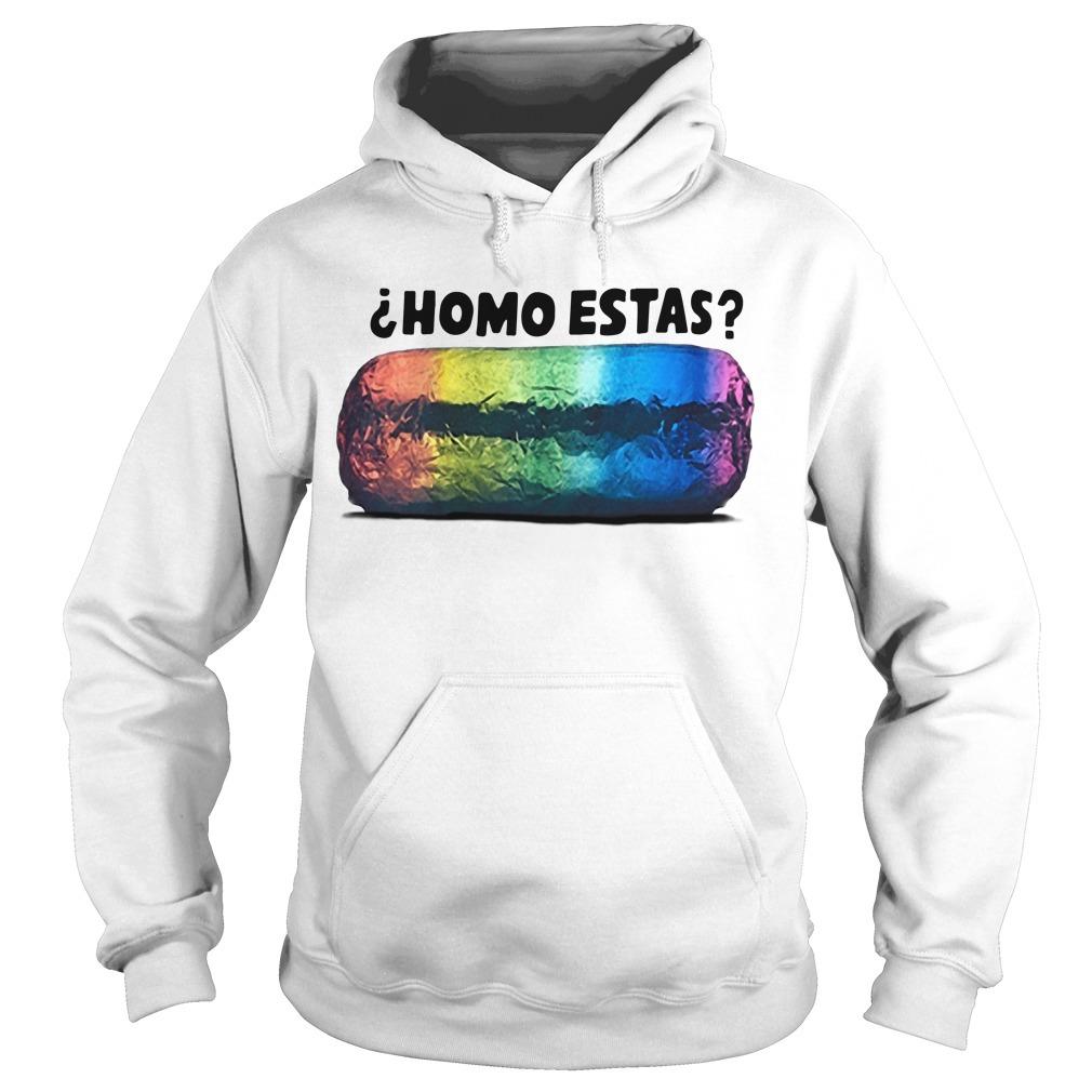Chipotle 2019 Pride Homo Estas Hoodie