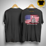 Chris Pratt Flag Shirt