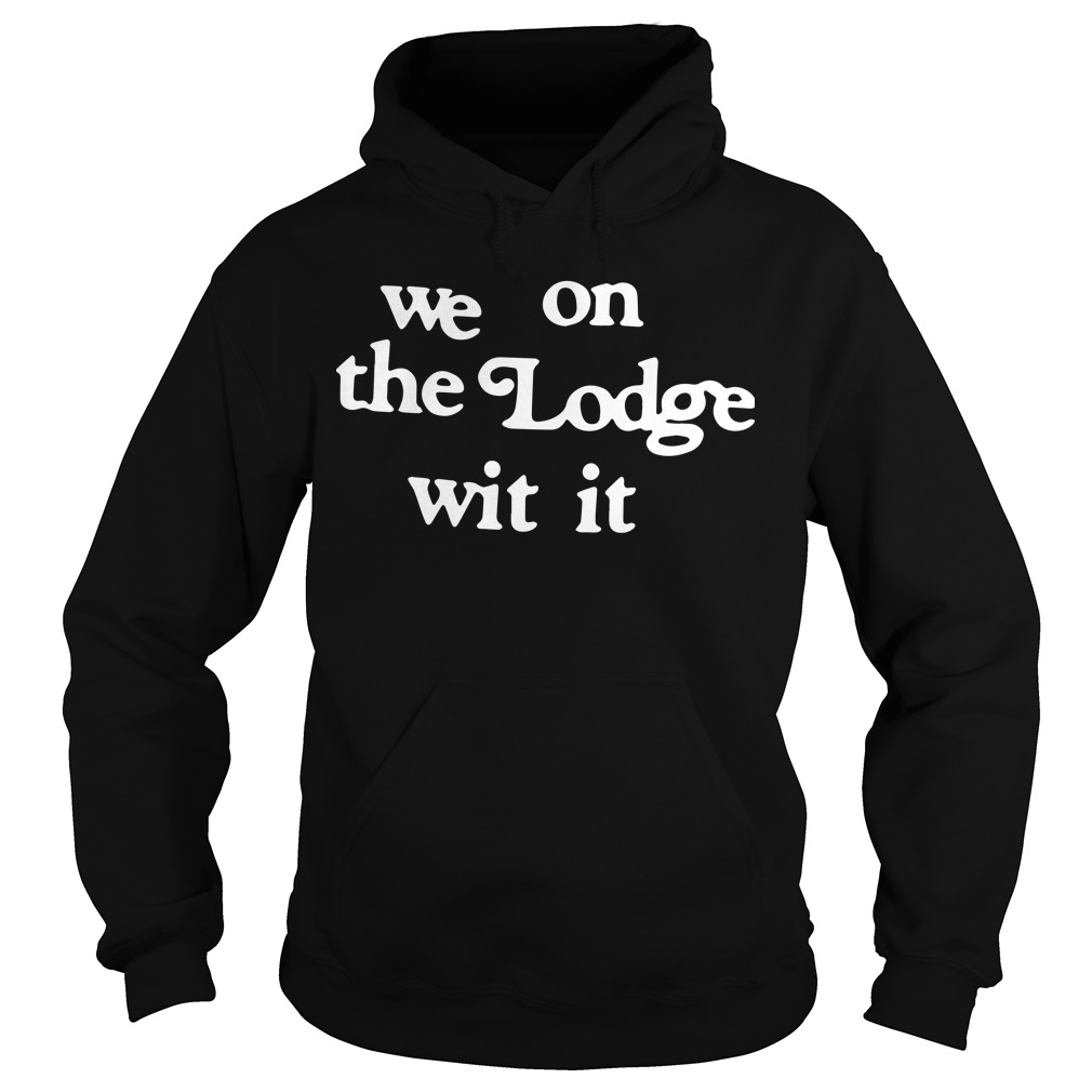 Detroit Vs Everybody We On The Lodge Wit It T hoodie