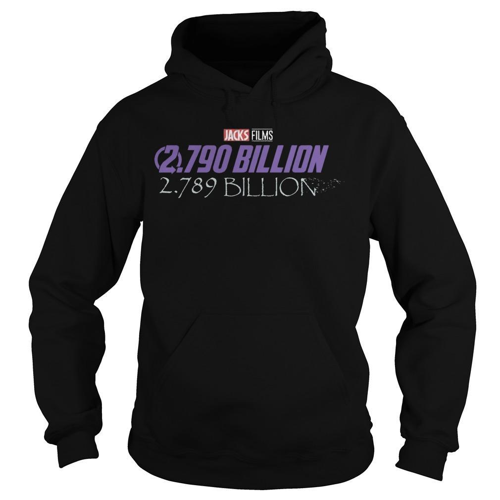 Disney Jacks Film 2790 Billion 2789 Billion Hoodie