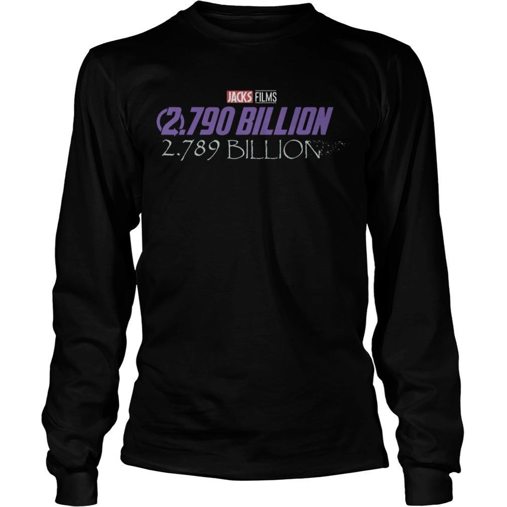 Disney Jacks Film 2790 Billion 2789 Billion Longsleeve