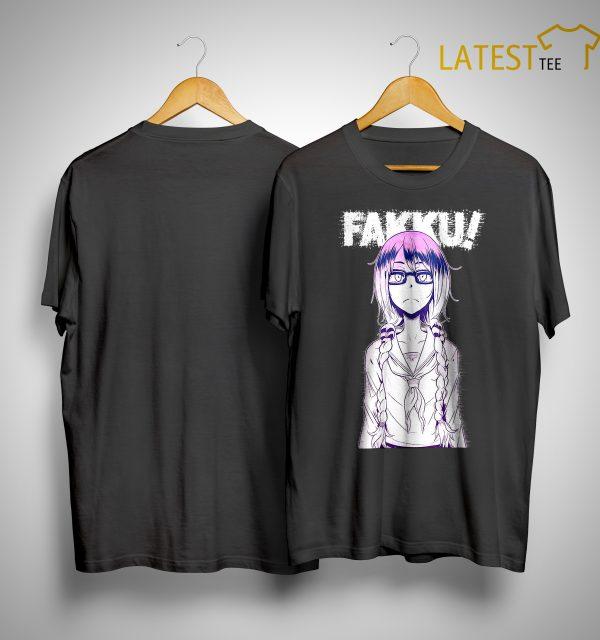 Fakku x Shindol Shirt