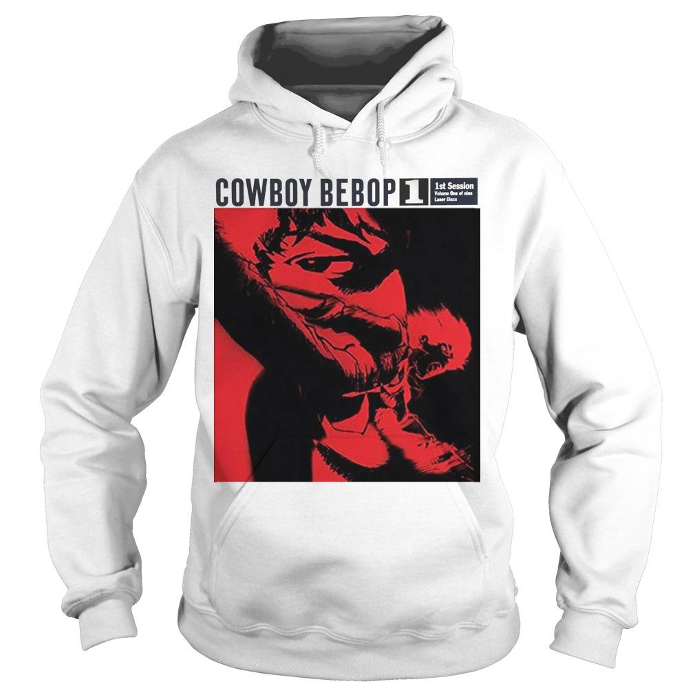 Ghost In The Shell Videsta Cowboy Bepop Hoodie