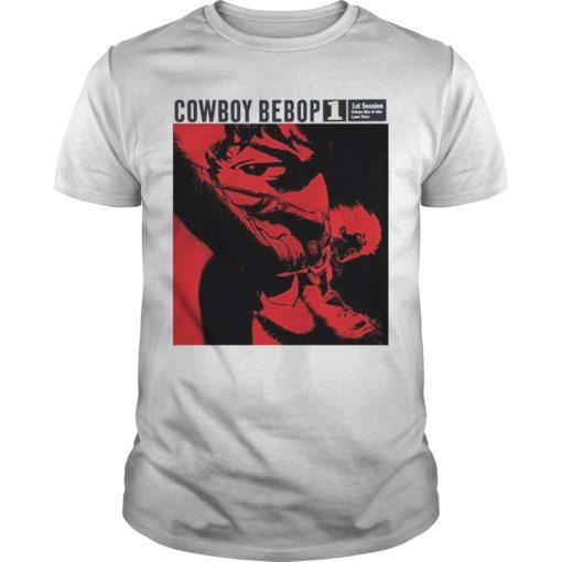 Ghost In The Shell Videsta Cowboy Bepop Shirt