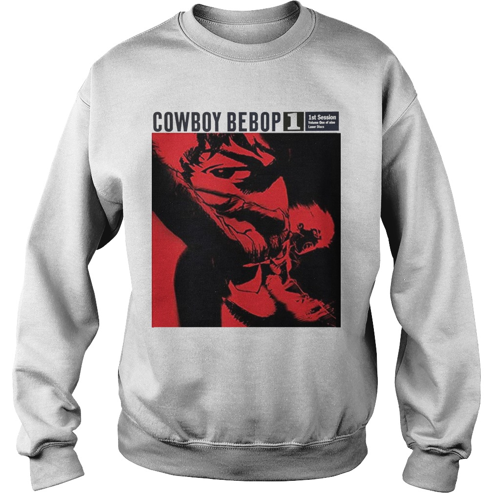 Ghost In The Shell Videsta Cowboy Bepop Sweater