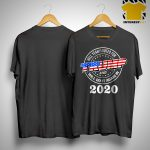 Hell Yeah I Voted For Trump And I Will Do It Again 2020 Shirt
