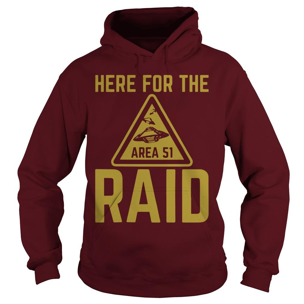 Her For The Area 51 Raid Hoodie