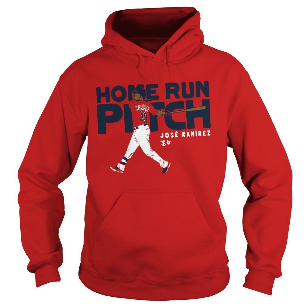 Home Run Pitch José Ramírez Hoodie