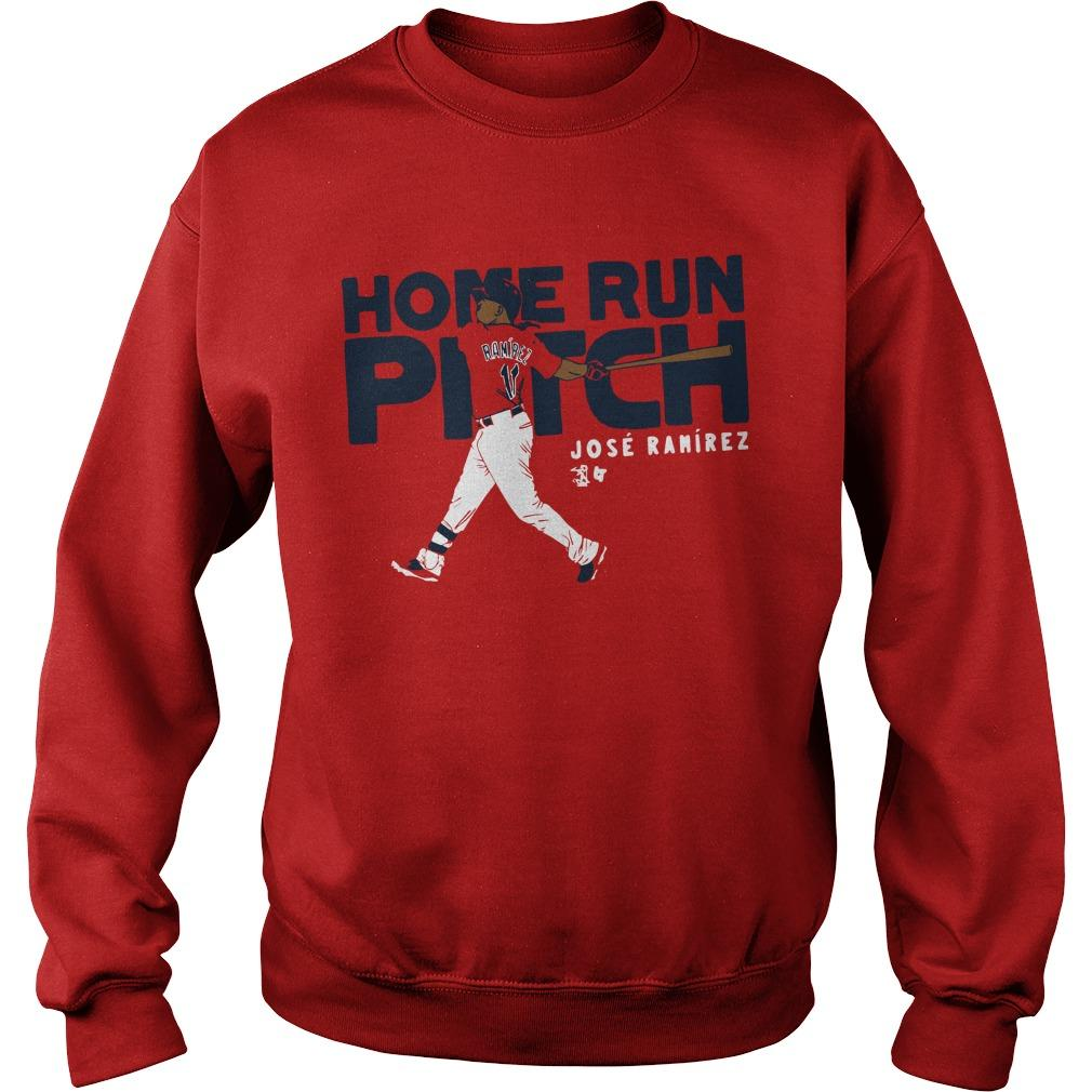 Home Run Pitch José Ramírez Sweater