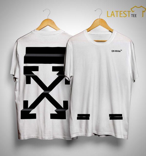 Hong Kong OFF White Shirt