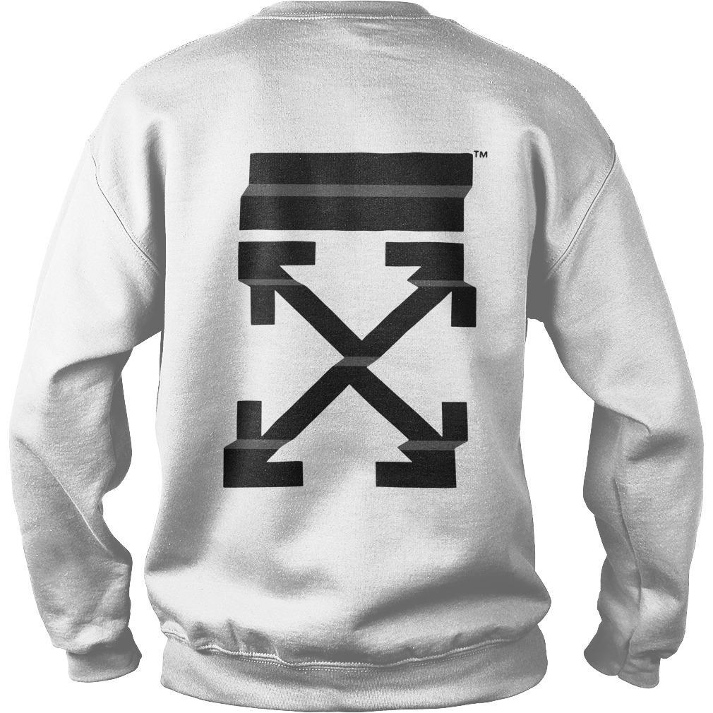 Hong Kong OFF White Sweater