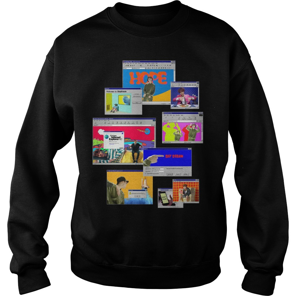 Hope World Sweater