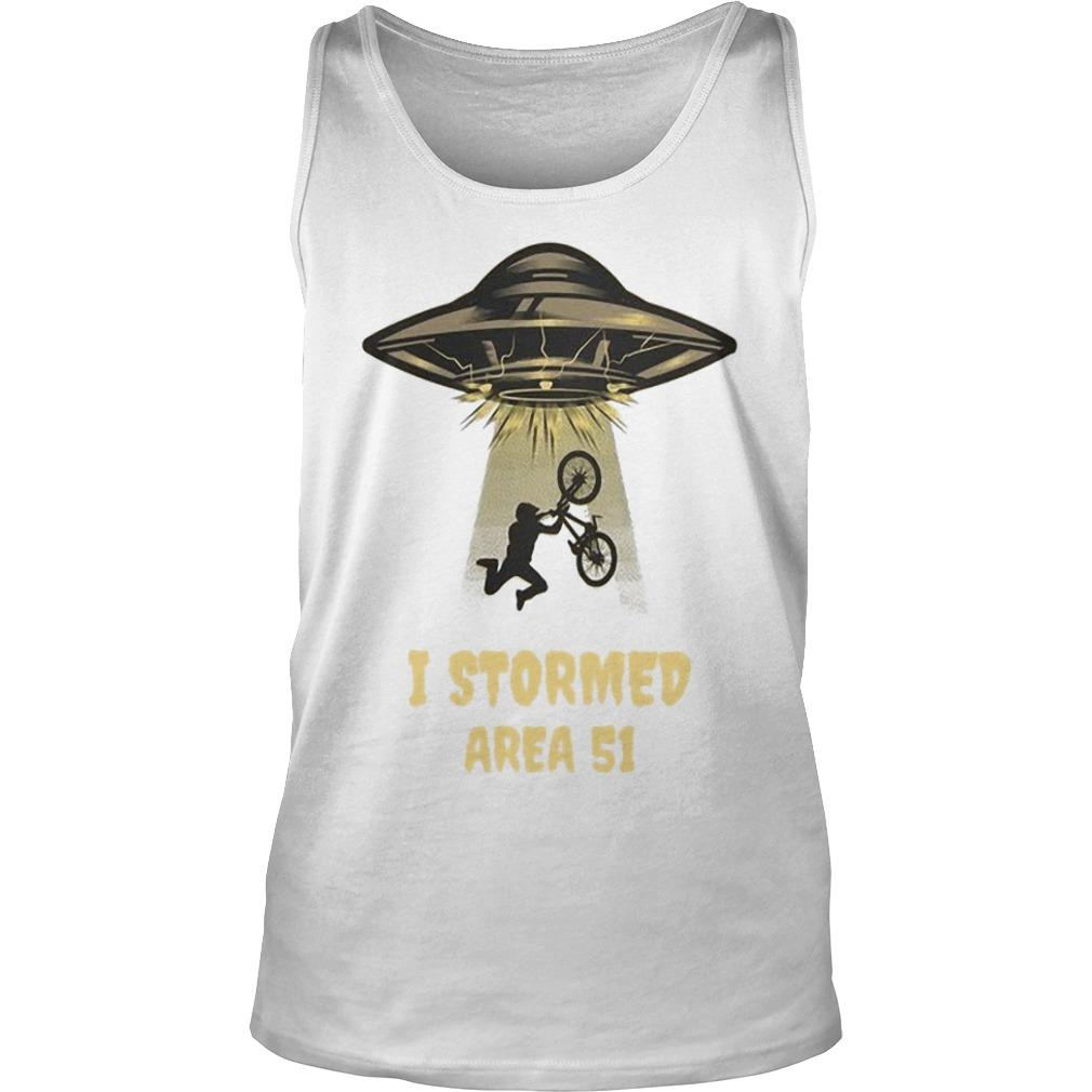 I Stormed Area 51 Tank Top