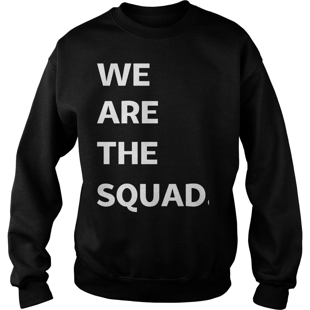 Ilhan Omar We Are The Squad Sweater
