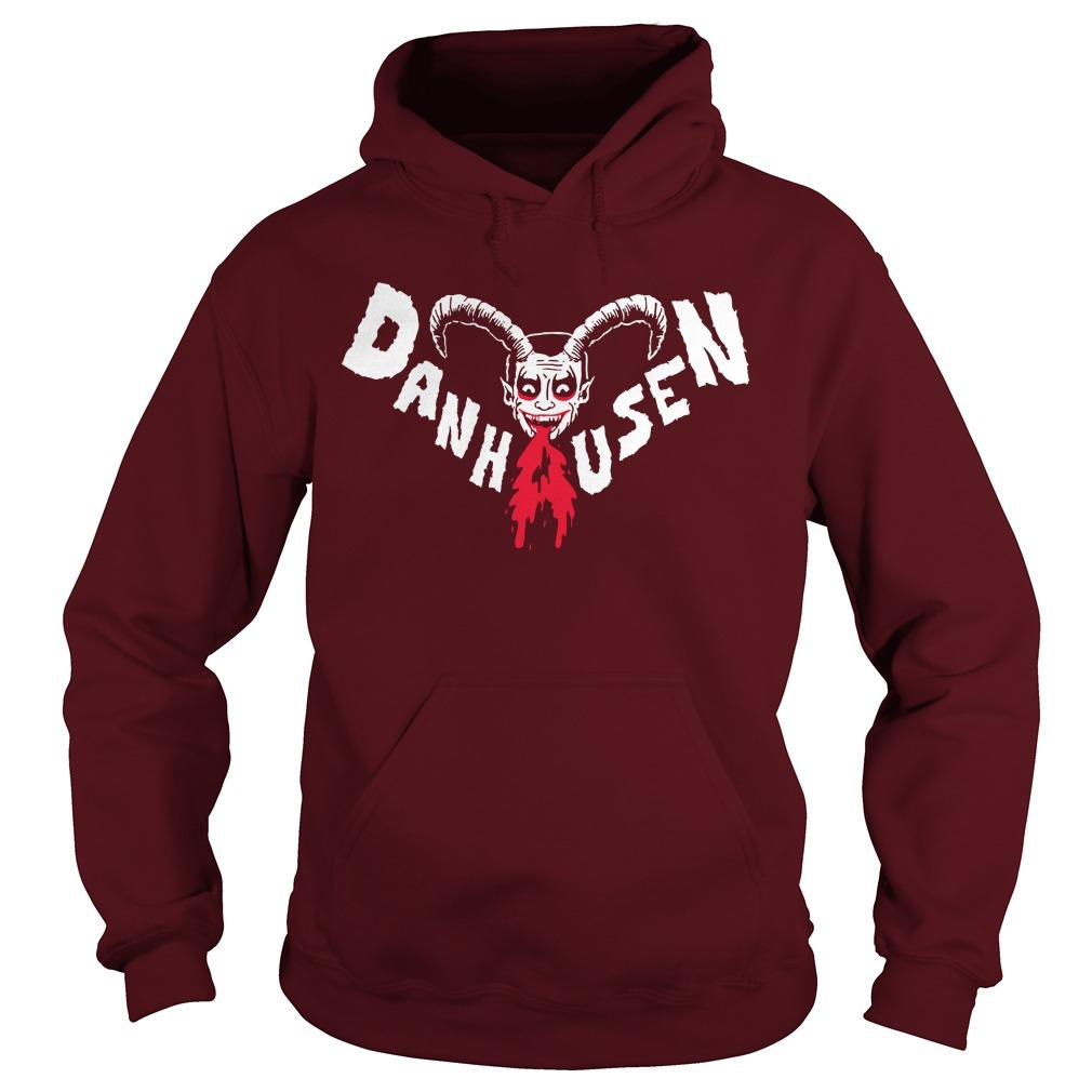 Independent Wrestler Demon Danhausen Hoodie