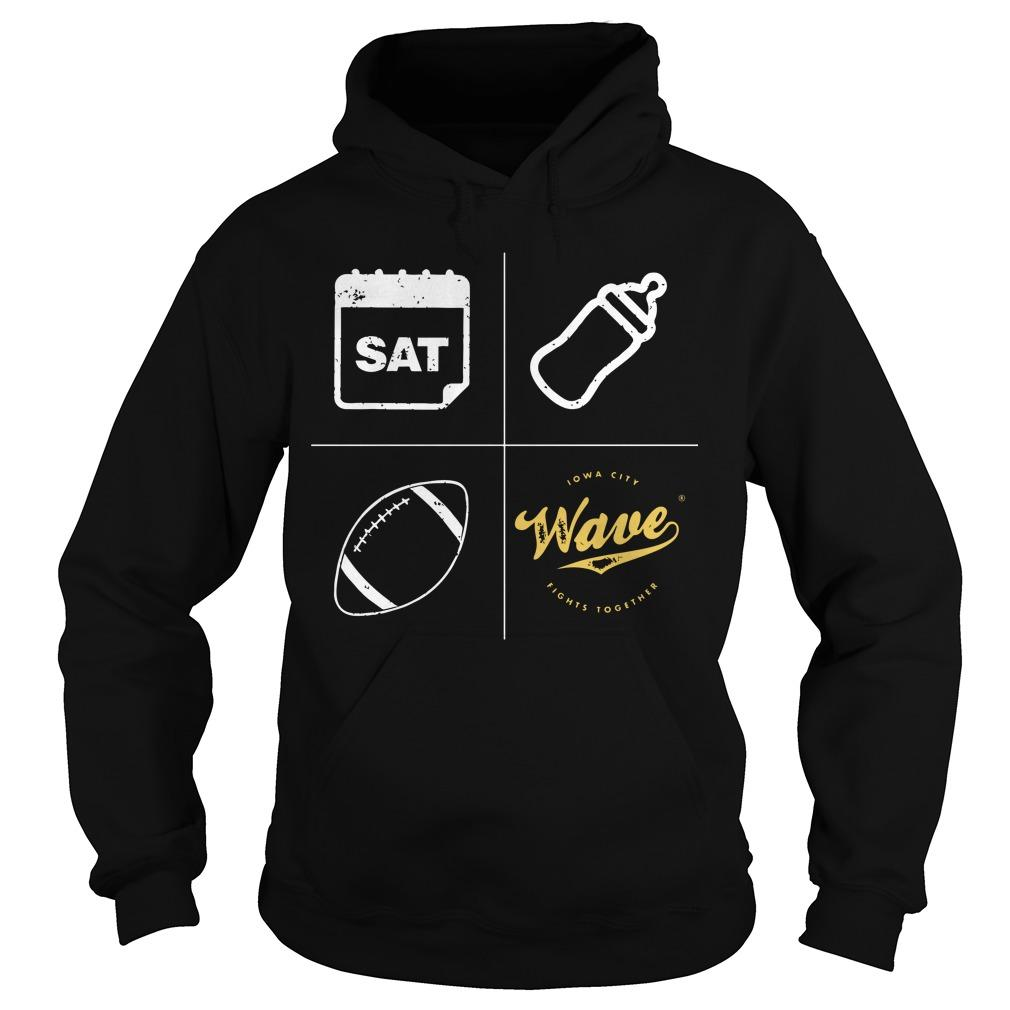Infant Wave Tailgate Hoodie