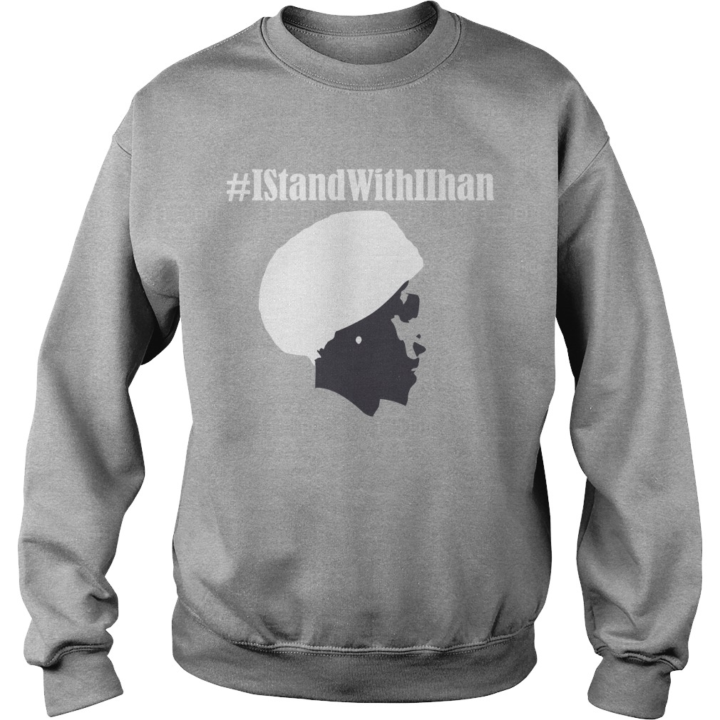 #IstandWithIlhan Sweater