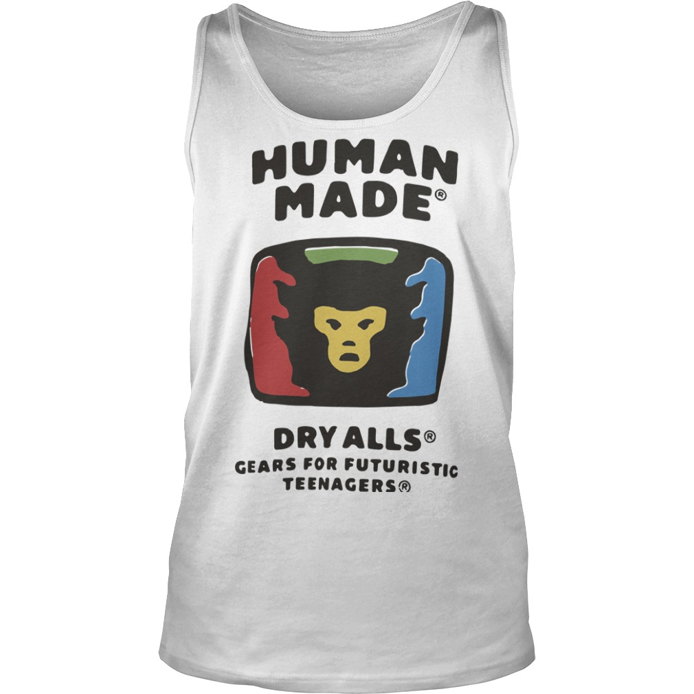 Jhope Human Made Dry Alls Tank Top