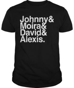 Johny And Moira And David And Alexis