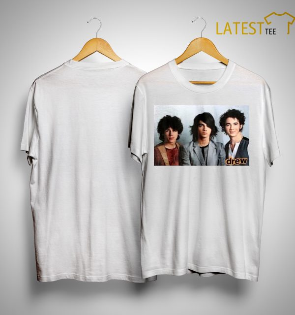 Justin Bieber Jonas Brothers Shirt
