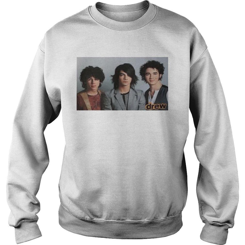 Justin Bieber Jonas Brothers Sweater