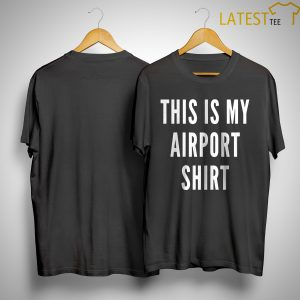 Kandi Burruss This Is My Airport Shirt