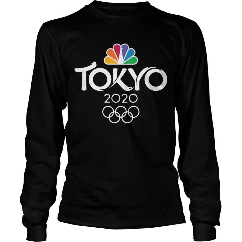 Kark's Aaron Nolan Tokyo 2020 Olympics Longsleeve