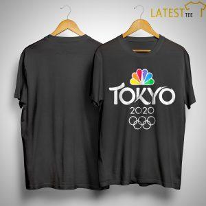 Kark's Aaron Nolan Tokyo 2020 Olympics Shirt
