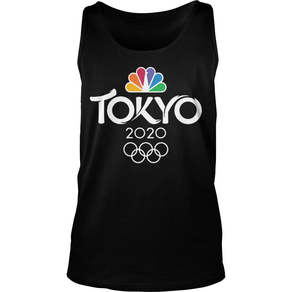 Kark's Aaron Nolan Tokyo 2020 Olympics Tank Top