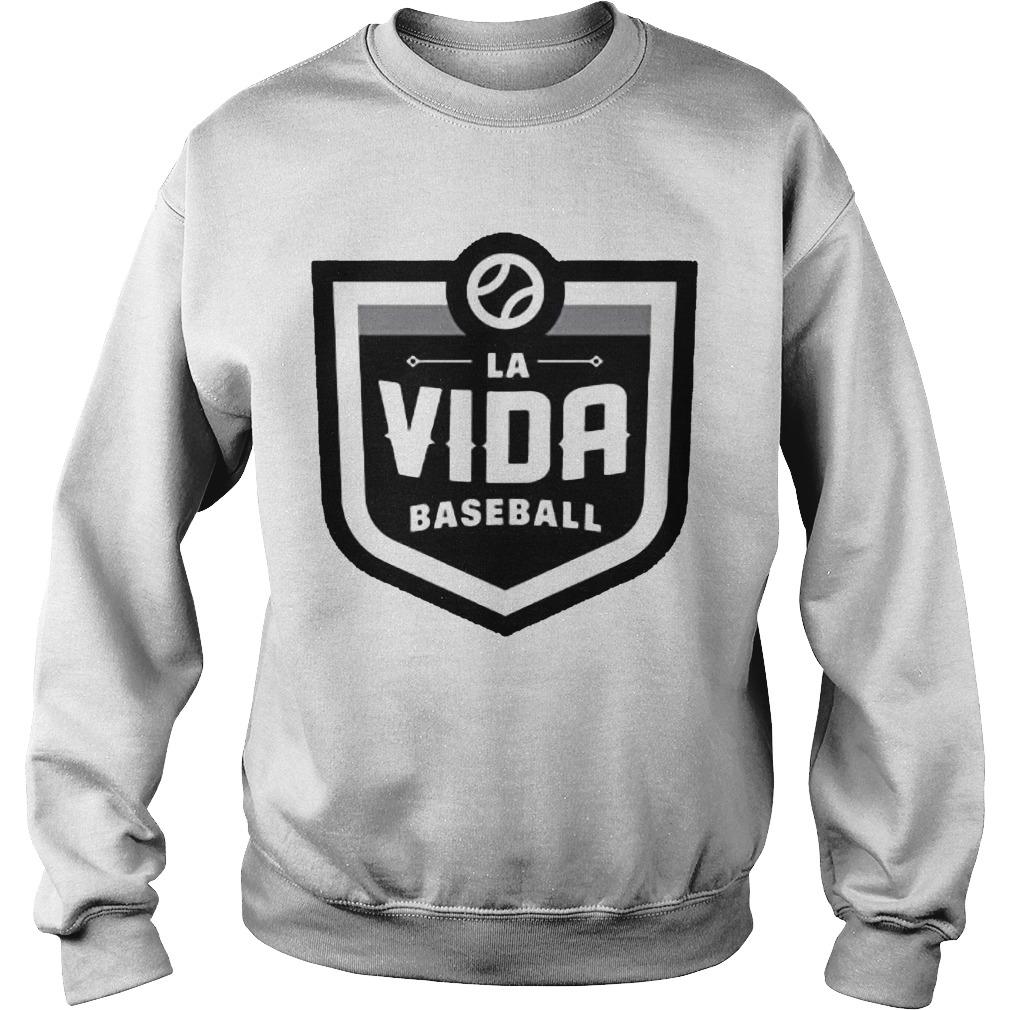 La Vida Baseball Sweater