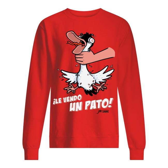 Le Vendo Un Pato Sweater