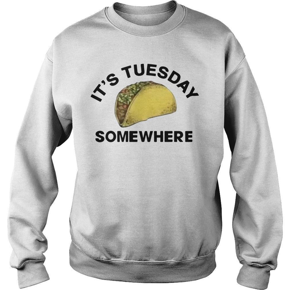 Lebron James Its Tuesday Somewhere Sweater