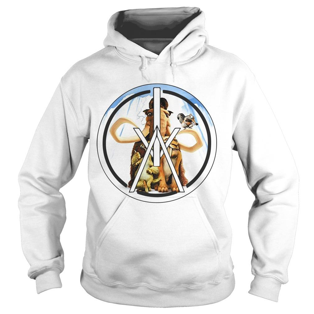 Leor Galil Iceage Band Hoodie