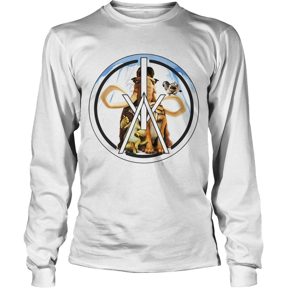 Leor Galil Iceage Band Longsleeve