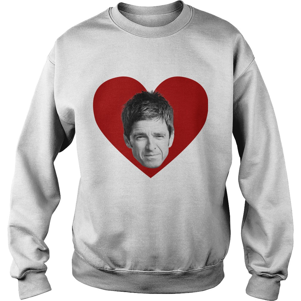 Lewis Capaldi Noel Gallagher Sweater