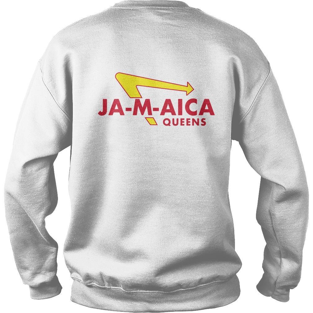 Lincoln Boehm Jamaica Queens Sweater